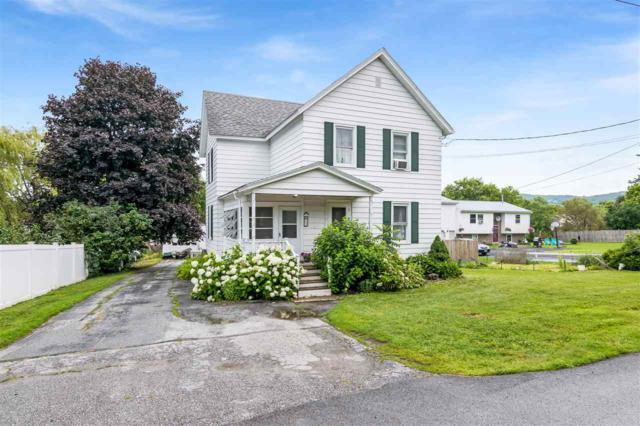13 Orchard Street, St. Albans Town, VT 05478 (MLS #4765821) :: Hergenrother Realty Group Vermont