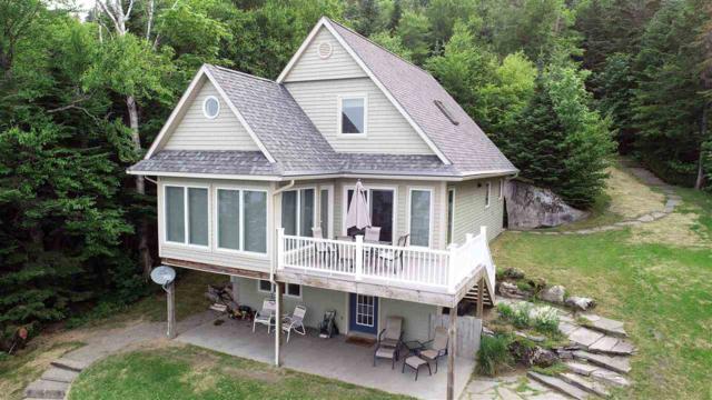 1280 Cottage Road, Averill, VT 05846 (MLS #4765916) :: The Gardner Group