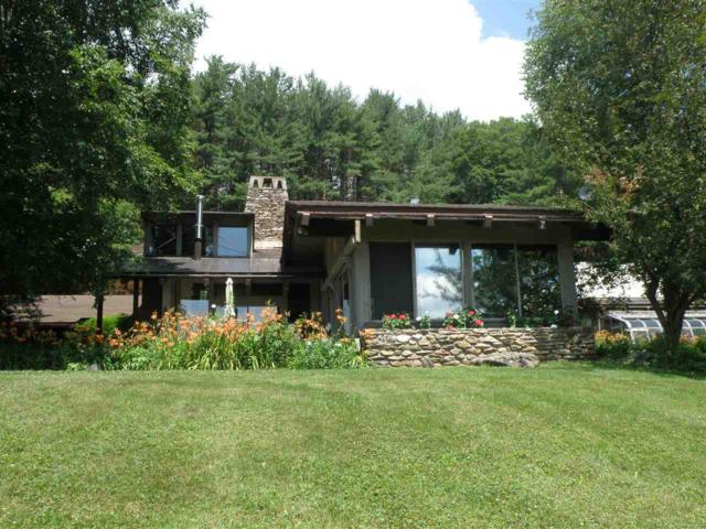 106/108 Fawn Ledge Lane, Jamaica, VT 05343 (MLS #4765994) :: Hergenrother Realty Group Vermont