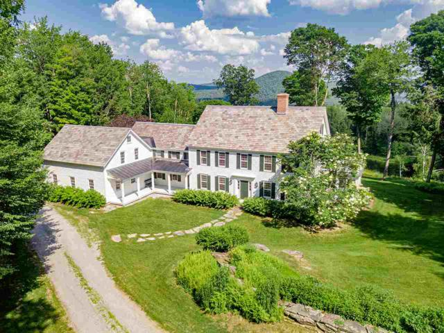 98 Hells Peak Road, Weston, VT 05161 (MLS #4766035) :: The Gardner Group