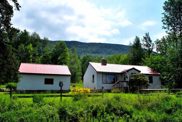 915 Elmore Mountain Road, Morristown, VT 05661 (MLS #4766150) :: Hergenrother Realty Group Vermont
