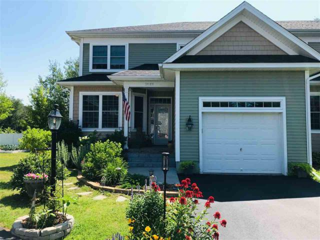 24 Clifford Drive #101, Milton, VT 05468 (MLS #4766154) :: Hergenrother Realty Group Vermont