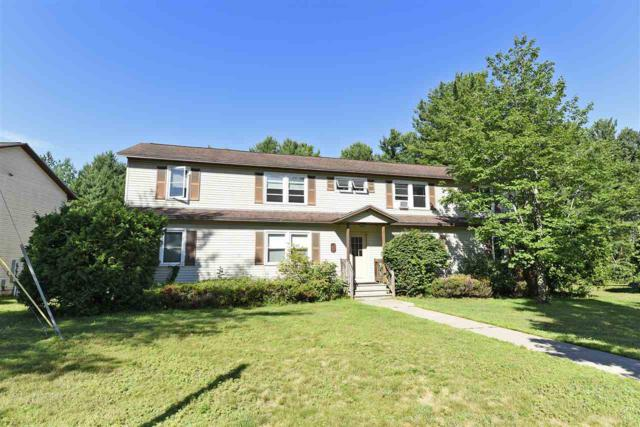 10 Evergreen Drive #202, Milton, VT 05468 (MLS #4766203) :: Hergenrother Realty Group Vermont