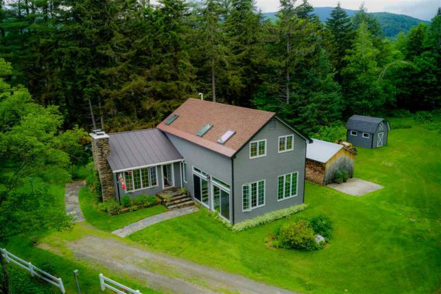 3685 North Fayston Road, Fayston, VT 05660 (MLS #4766330) :: Hergenrother Realty Group Vermont