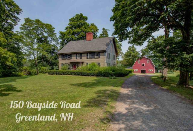 150 Bayside Road, Greenland, NH 03840 (MLS #4766360) :: Hergenrother Realty Group Vermont
