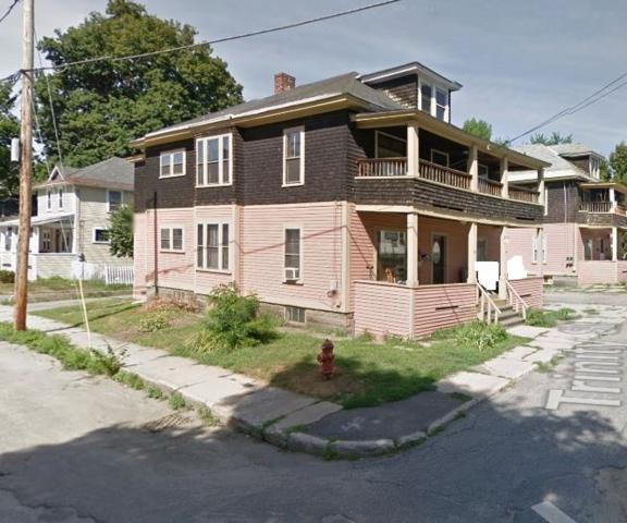 23 Trinity Street, Claremont, NH 03743 (MLS #4766375) :: Team Tringali