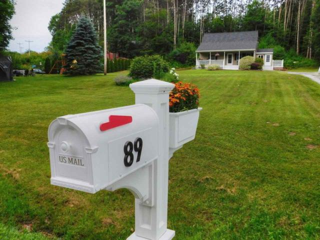 89 Pine Hill Drive, Sheldon, VT 05483 (MLS #4766443) :: Hergenrother Realty Group Vermont