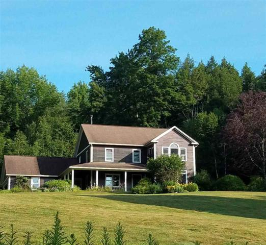 172 Stony Farm Road, Fayston, VT 05660 (MLS #4766561) :: Hergenrother Realty Group Vermont