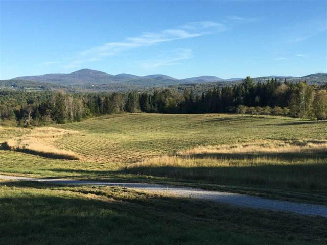 1912 Route 14 North Route, East Montpelier, VT 05651 (MLS #4766589) :: Hergenrother Realty Group Vermont