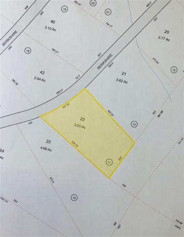 0 Berkshire Road Lot 22, Lisbon, NH 03585 (MLS #4766980) :: Team Tringali