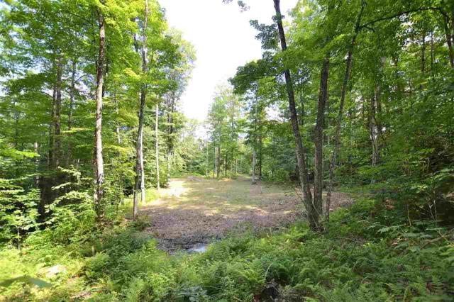 Lot 2 Ryan Road Lot 2, Duxbury, VT 05676 (MLS #4767402) :: Hergenrother Realty Group Vermont