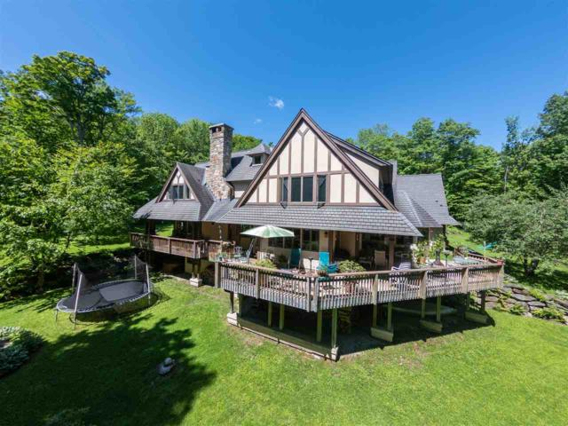 298 Prior Drive, Killington, VT 05751 (MLS #4767633) :: The Gardner Group