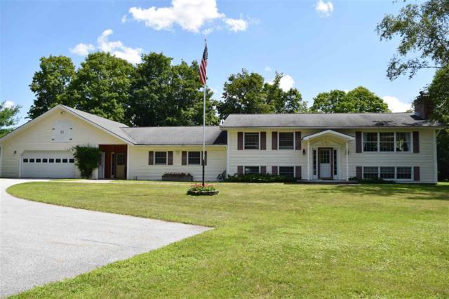 19 Ridgewood Terrace, Barre Town, VT 05641 (MLS #4767686) :: The Hammond Team