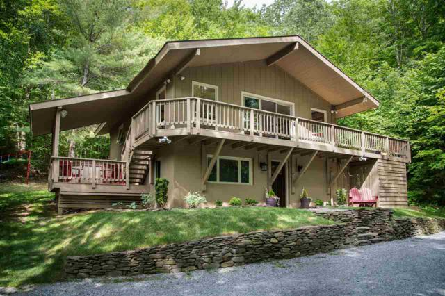 416 Rustic Drive, Killington, VT 05751 (MLS #4768888) :: The Gardner Group