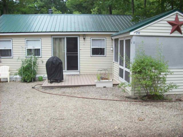 99 Four Rod Road #298, Rochester, NH 03867 (MLS #4769031) :: Keller Williams Coastal Realty