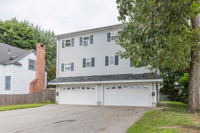 103 Blossom Street B, Nashua, NH 03060 (MLS #4769670) :: Lajoie Home Team at Keller Williams Realty