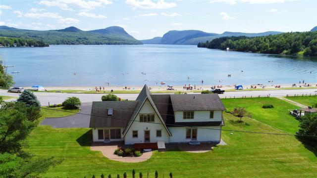 663 North Beach Road, Westmore, VT 05860 (MLS #4769758) :: Hergenrother Realty Group Vermont