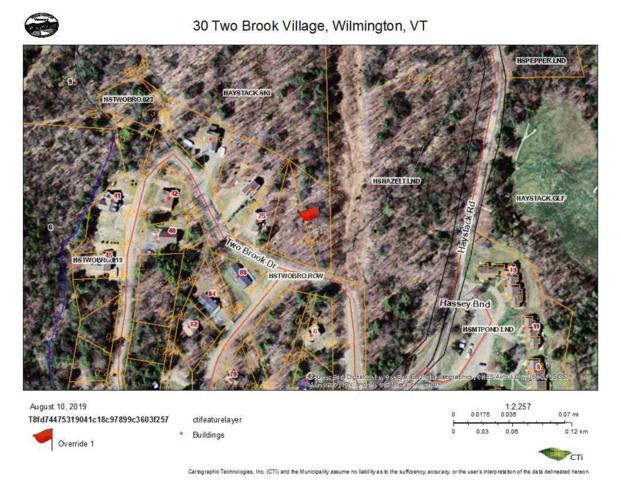 30 Two Brook Road #30, Wilmington, VT 05363 (MLS #4770086) :: Parrott Realty Group