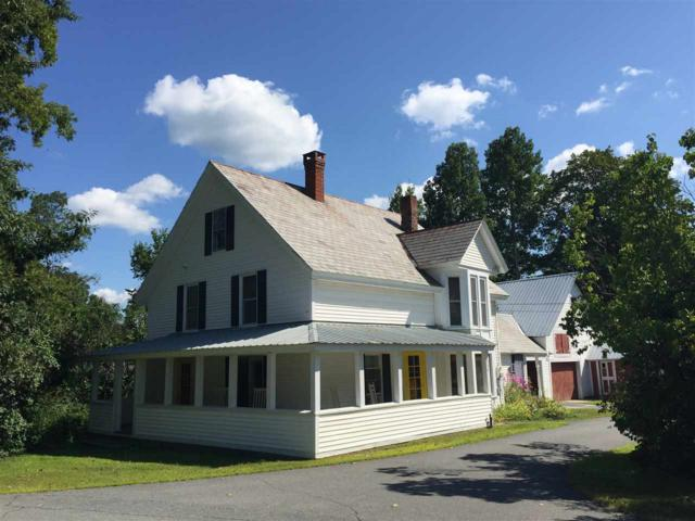 334 River Street, Chester, VT 05143 (MLS #4770280) :: Hergenrother Realty Group Vermont