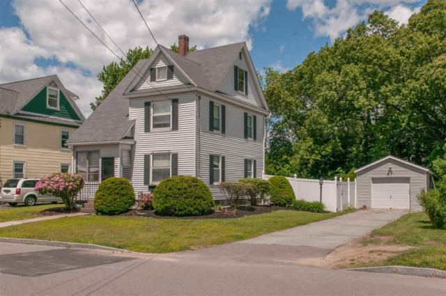 39 Haines Street, Nashua, NH 03060 (MLS #4770287) :: Lajoie Home Team at Keller Williams Realty