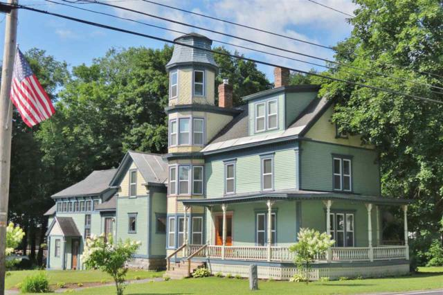 260 Main Street, Cavendish, VT 05153 (MLS #4770331) :: Hergenrother Realty Group Vermont