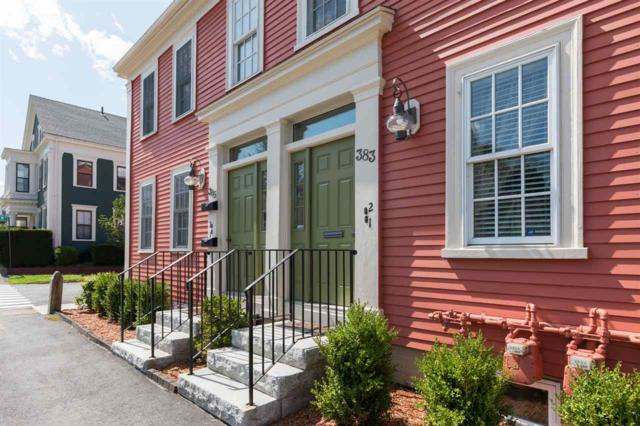 383 Islington Street #2, Portsmouth, NH 03801 (MLS #4770425) :: Keller Williams Coastal Realty
