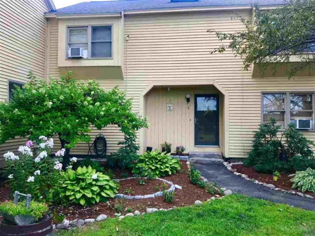 439 N River Road #5, Milford, NH 03055 (MLS #4770577) :: Lajoie Home Team at Keller Williams Realty