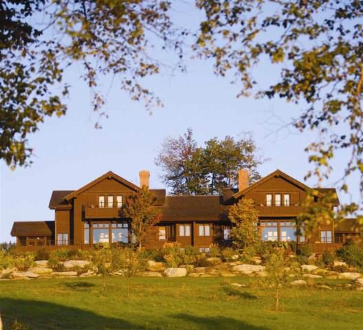 580 Villa Drive #6, Stowe, VT 05672 (MLS #4775877) :: The Gardner Group