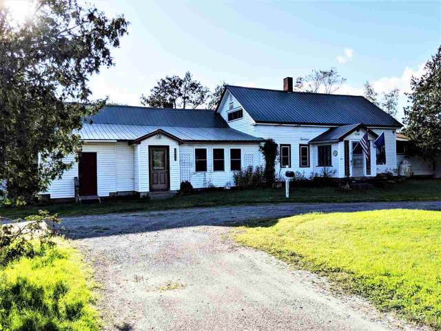 2472 Laporte Road, Morristown, VT 05661 (MLS #4776034) :: Hergenrother Realty Group Vermont