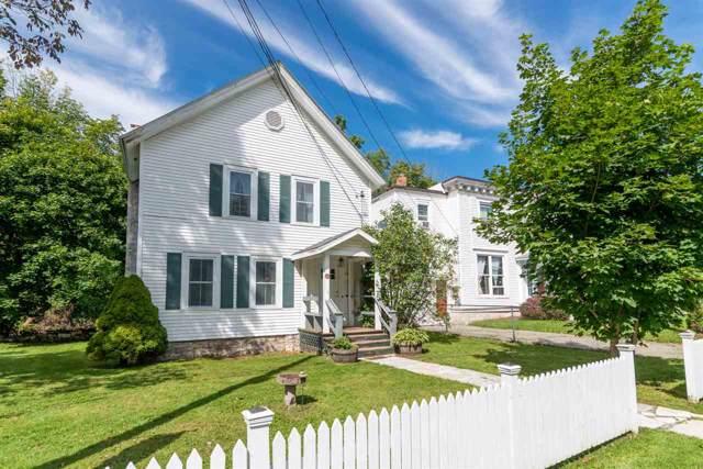 373 Village Street, Dorset, VT 05253 (MLS #4776073) :: Hergenrother Realty Group Vermont