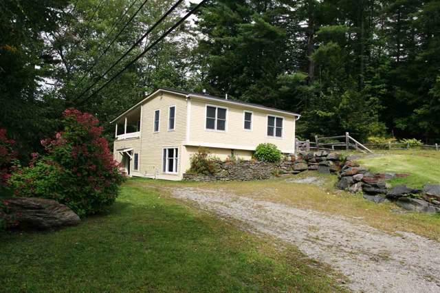 2272 Mountain Road, Stowe, VT 05672 (MLS #4776127) :: The Gardner Group
