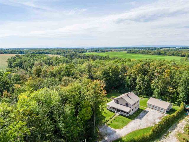 965 County Road, St. Albans Town, VT 05488 (MLS #4776142) :: The Gardner Group