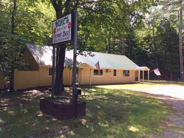 1909 Nh Rte 16 Highway, Albany, NH 03818 (MLS #4776267) :: Team Tringali