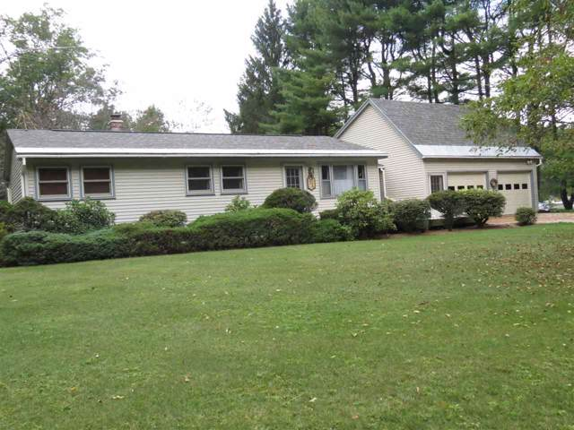 1601 Cider Mill Road, Shaftsbury, VT 05262 (MLS #4776313) :: Hergenrother Realty Group Vermont