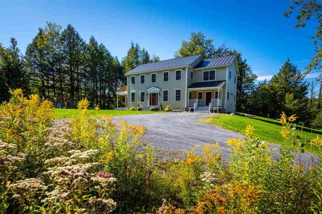 811 Lower Pleasant Valley Road, Cambridge, VT 05444 (MLS #4776344) :: Hergenrother Realty Group Vermont
