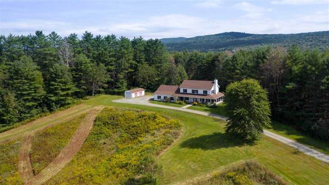 74 Butternut Road, Norwich, VT 05055 (MLS #4776353) :: Hergenrother Realty Group Vermont