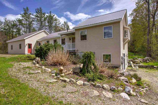 1438 Lovers Lane Road, Chester, VT 05143 (MLS #4776357) :: The Hammond Team