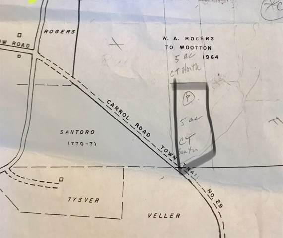 43 Yeaw Road Parcel A, Dover, VT 05341 (MLS #4776421) :: The Gardner Group