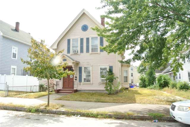 375 Central Street, Manchester, NH 03103 (MLS #4776423) :: Parrott Realty Group
