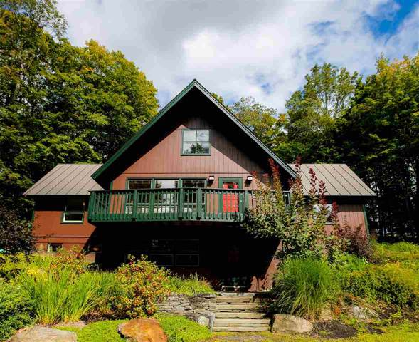 183 Edson Trace Road, Stowe, VT 05672 (MLS #4776502) :: The Gardner Group