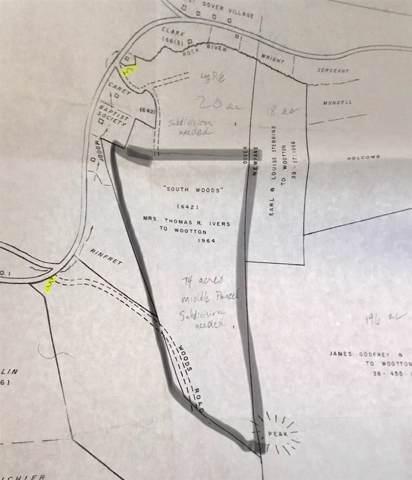 0 Off Dover Hill Road Parcel B, Dover, VT 05341 (MLS #4776522) :: The Gardner Group