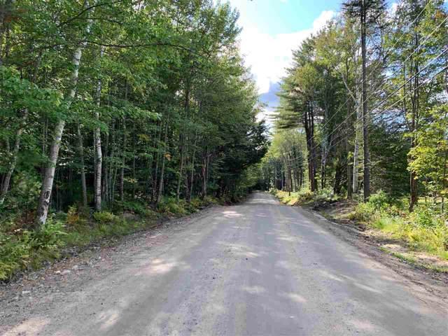 0 Wise Road Pero Lot, Campton, NH 03223 (MLS #4776536) :: Keller Williams Coastal Realty
