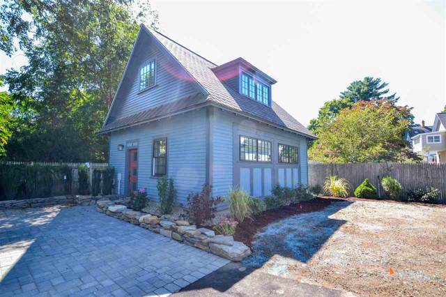 102 Front Street #4, Exeter, NH 03833 (MLS #4776597) :: Keller Williams Coastal Realty
