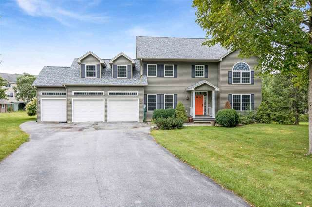 11 Ledge Drive, Milton, VT 05468 (MLS #4776667) :: Hergenrother Realty Group Vermont