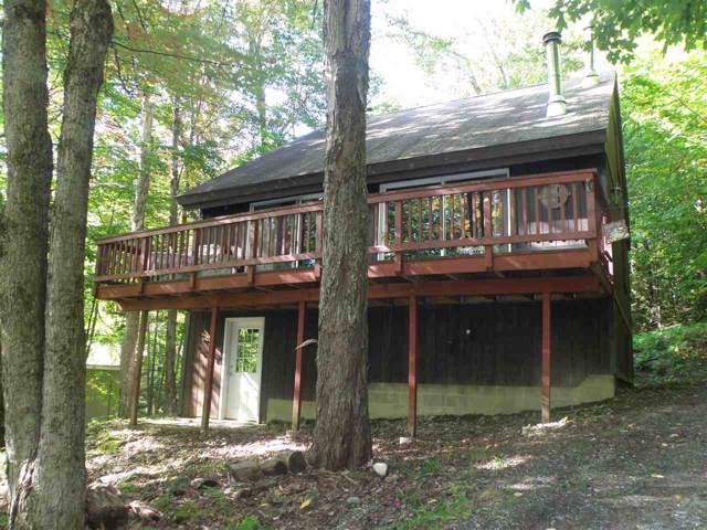 108 Chimney Hill Road, Wilmington, VT 05363 (MLS #4776682) :: Hergenrother Realty Group Vermont