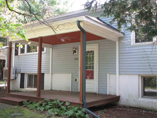 220 Peterson Terrace, Middlebury, VT 05753 (MLS #4776706) :: Parrott Realty Group
