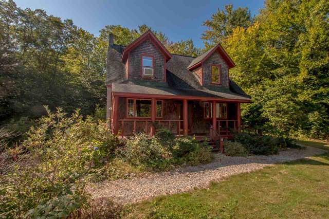 1690 East Madison Road, Madison, NH 03849 (MLS #4776996) :: Hergenrother Realty Group Vermont