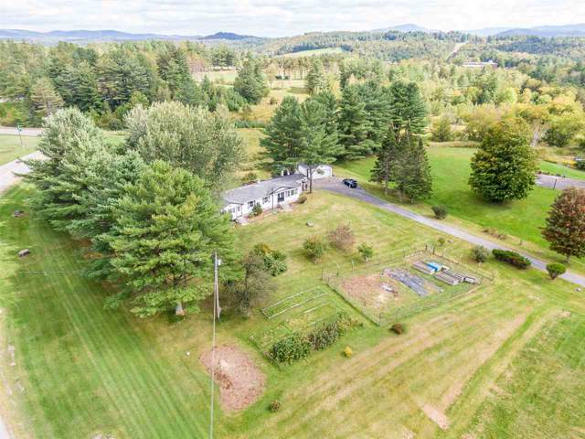 542 Clay Hill Road, Johnson, VT 05656 (MLS #4777058) :: Hergenrother Realty Group Vermont