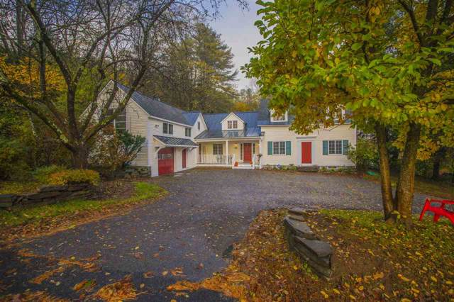 83 Radway Hill Road, Newfane, VT 05345 (MLS #4777186) :: Lajoie Home Team at Keller Williams Realty