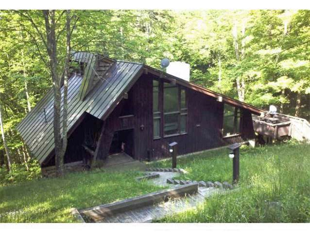 95 Hawk Path, Pittsfield, VT 05762 (MLS #4777287) :: The Gardner Group